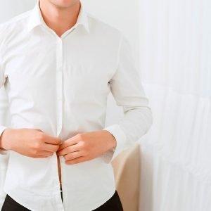 limpieza camisas demanchado lavado planchado a mano