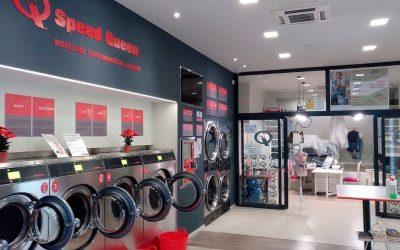 ¿Qué puedo hacer para protegerme del COVID-19 en la lavandería Speed Queen Plaza Mayor Leganés?